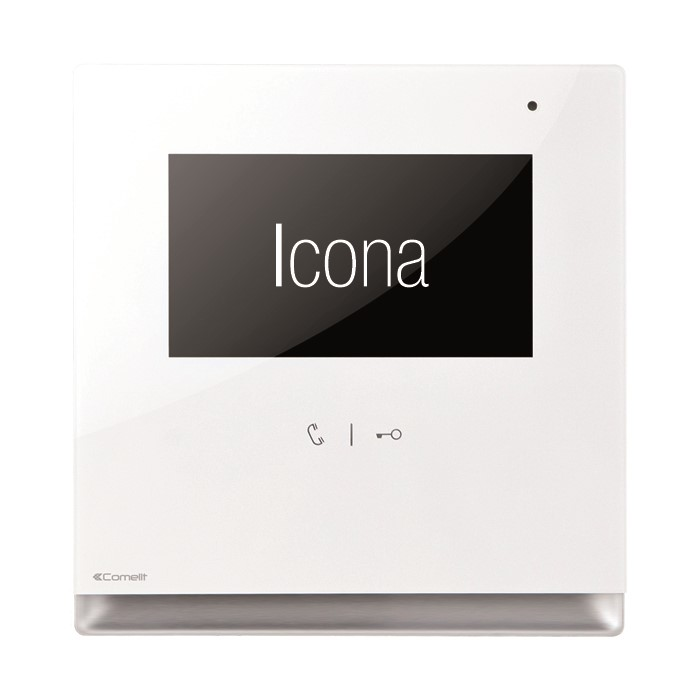 Comelit Icona 6602W Video monitor handsfree